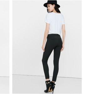 NWT express Skinny pants all black